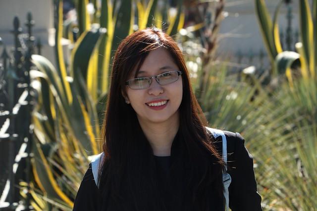 Bachelor of Communications (Professional Communication) alumnus Vu Binh Minh