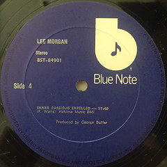 LEE MORGAN:LEE MORGAN(LABEL SIDE-B)
