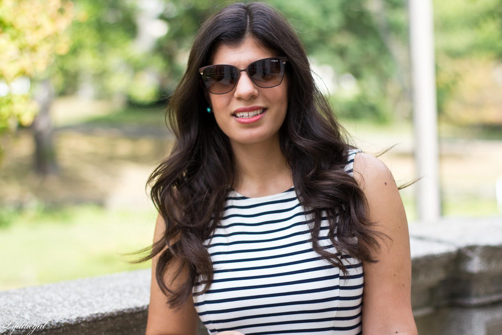 striped dress, espadrille sandals, straw clutch-14.jpg