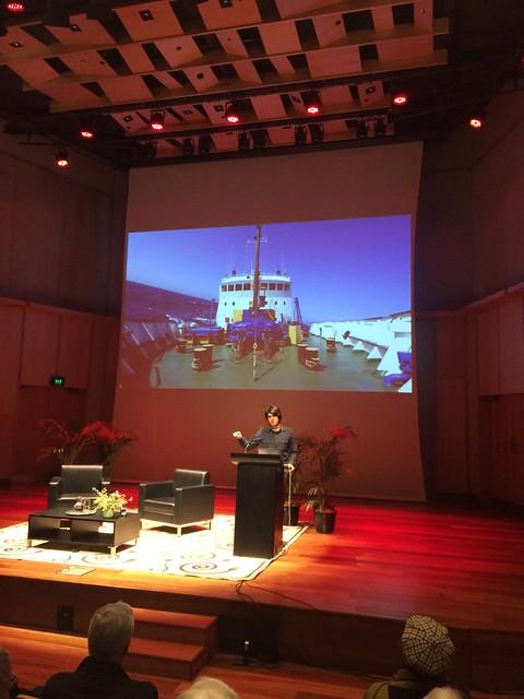 Alok Jha illustrates how seasickness happens