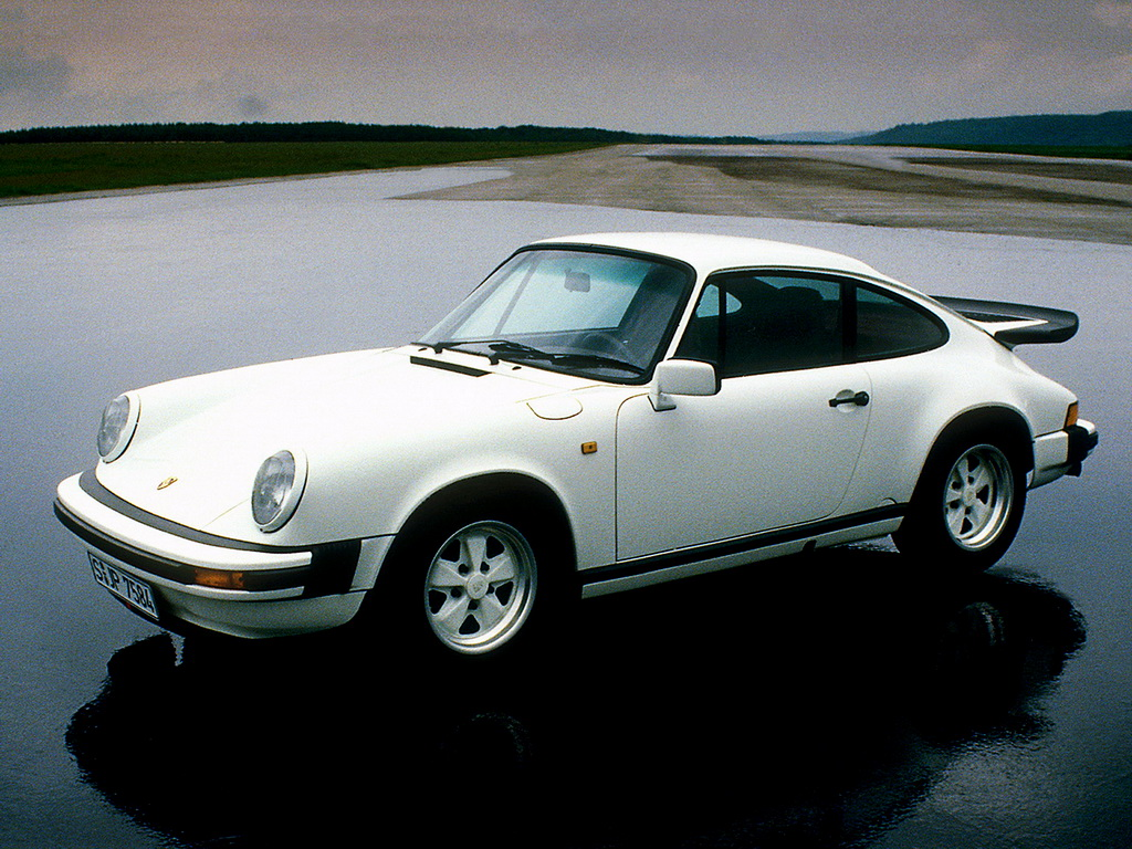 Porsche 911 Carrera 3.2 Clubsport Coupe (кузов 911). 1987 – 1989 годы
