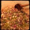 #BlackBean #Callaloo #Soup #Salad #Homemade #CucinaDelloZio - recaito