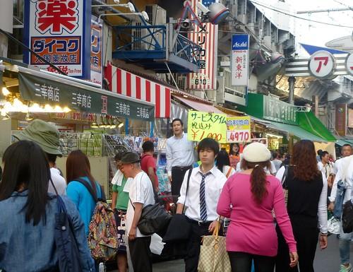 jp16-Tokyo-Ueno-Marché Ameyayokocho (2)