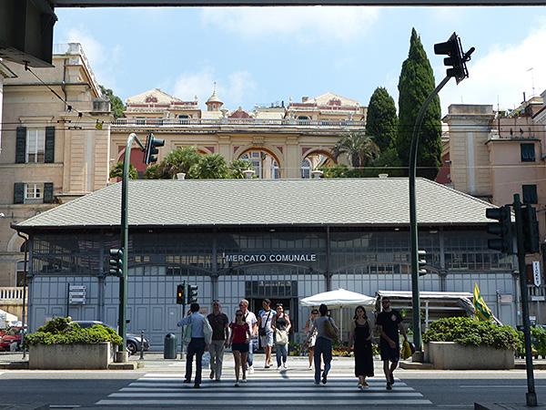 mercato comunale genova