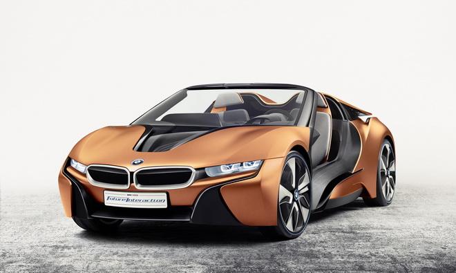 【新聞照片一】「BMW跨世紀特展」將展出首次在台亮相的BMW i Vision Future Interaction概念車
