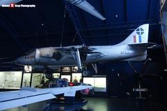 XP831 - P-01 - Royal Air Force - Hawker Siddeley P-1127 - 130414 - Science Museum London - Steven Gray - CIMG3109