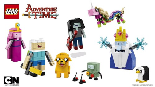 LEGO Ideas Adventure Time (21308 ) 2