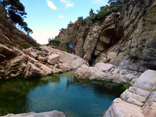 After Ratsos we found more pools. Because we are always looking for Swimming holes in Ikaria