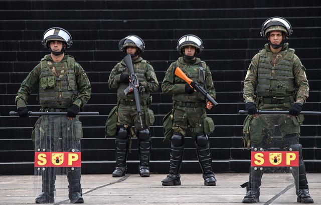 Brasil refuerza seguridad para Juegos Olímpicos 2016