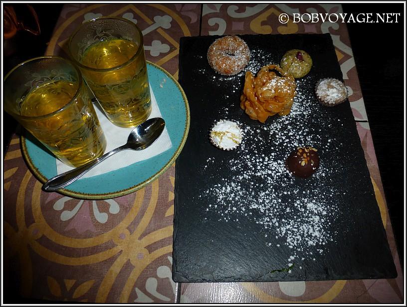 עוגיות מרוקאיות מסורתיות כמו של אמא ב- אווה סאפי