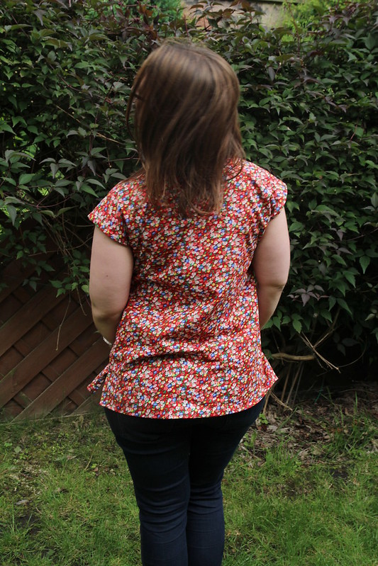 akita blouse