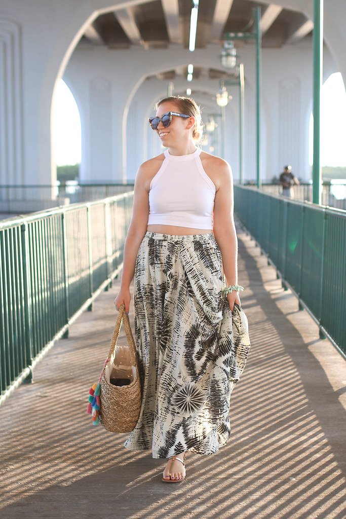 The Maxi Skirt of my Dreams - Living After Midnite