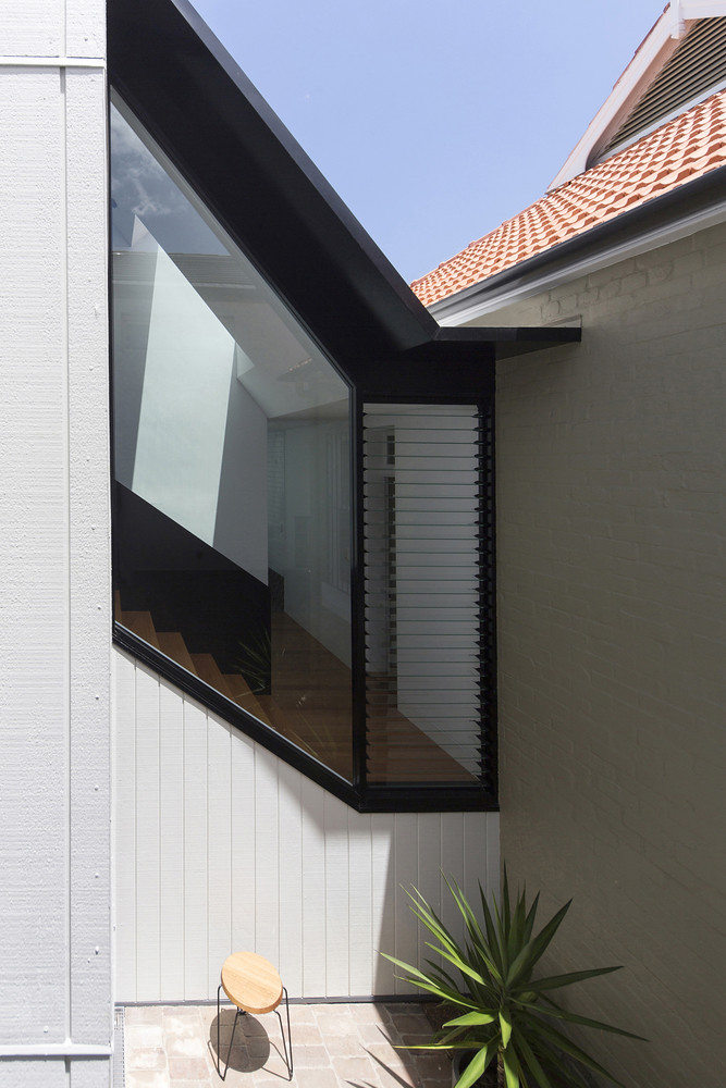 Современный семейный дом в Австралии