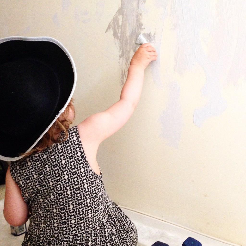 tester pot toddler art