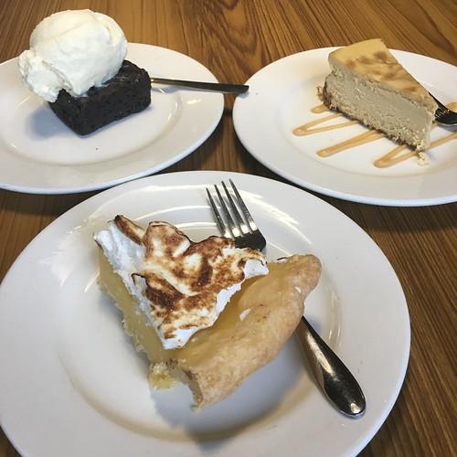 Ozark Diner Desserts