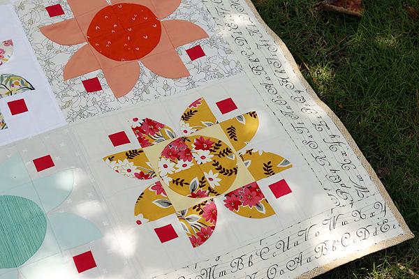Lotus Quilt