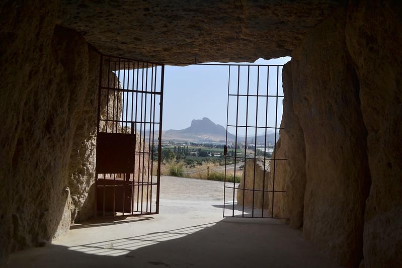 El influjo de la cabeza del indio, fue clave en la orientación del dolmen de Menga.