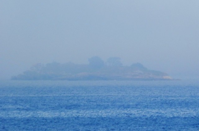 La isla flotante