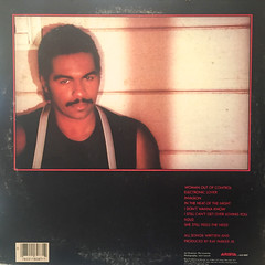 RAY PARKER JR.:WOMAN OUT OF CONTROL(JACKET B)