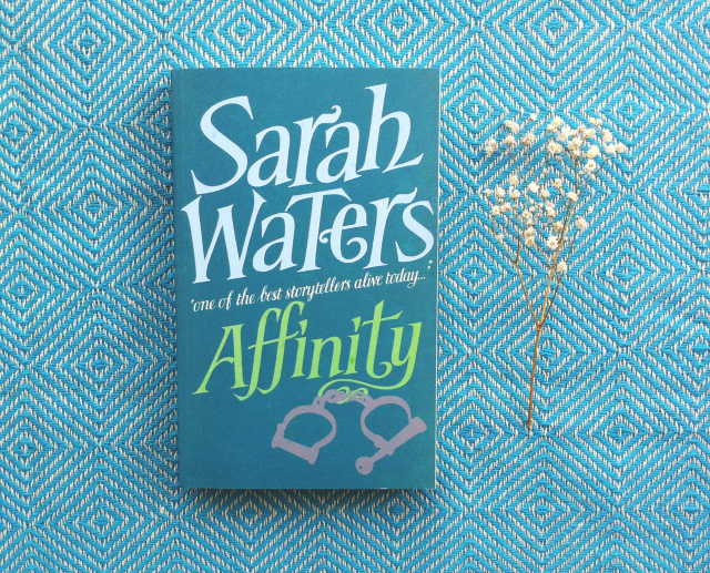 affinity sarah waters book blog vivatramp