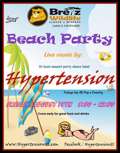 Hypertension 8-19-16
