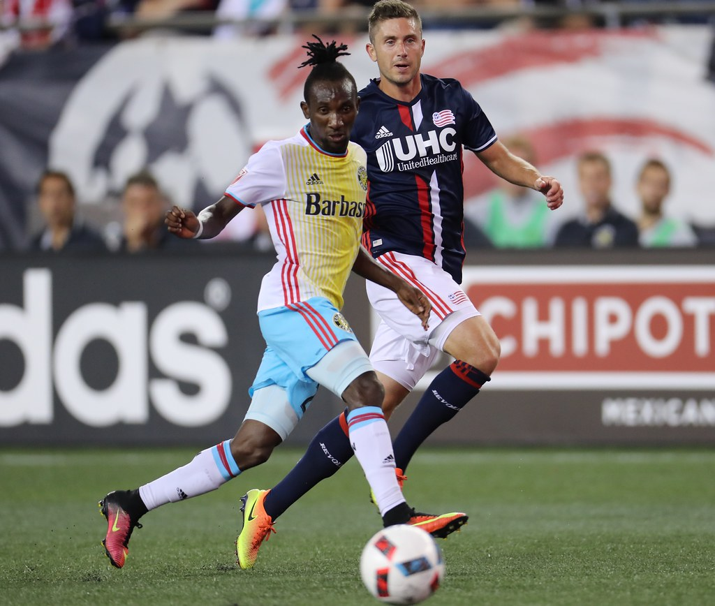 MLS Regular Season: Revolution vs. Columbus Crew SC | August 20