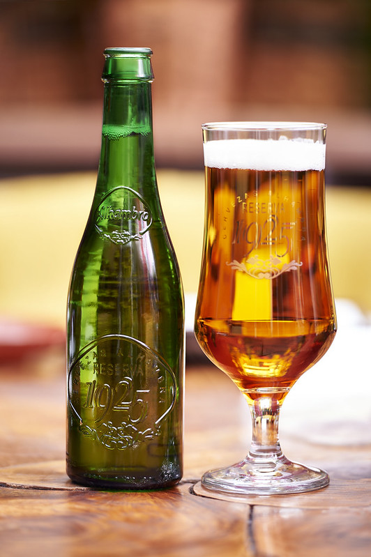 Win a Case of Free Beer from Alhambra Reserva 1925