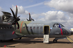 0454 - S-074 - Czech Air Force - CASA C-295M - Fairford RIAT 2015 - Steven Gray - IMG_3142