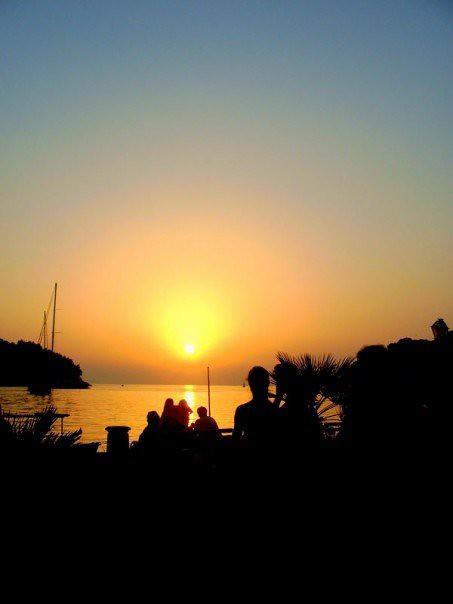 Croatia sunset 2005