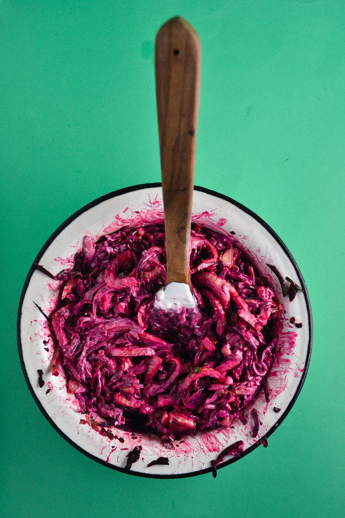Beet & Fennel Galette with Walnuts | Things I Made Today