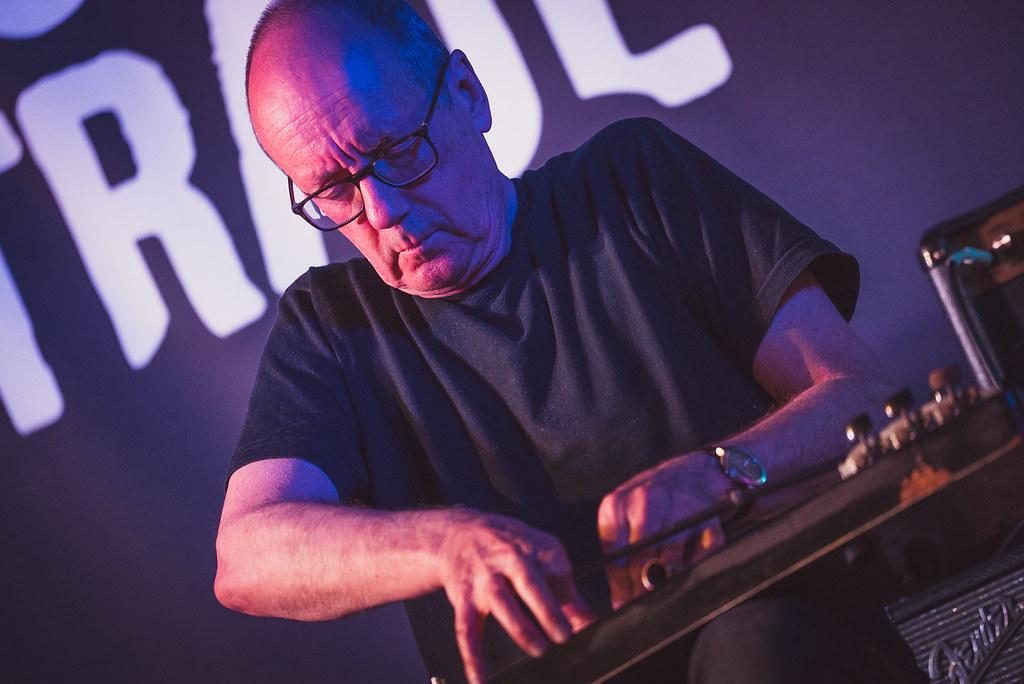 Thurston Moore, David Toop & Steve Beresford at Rough Trade