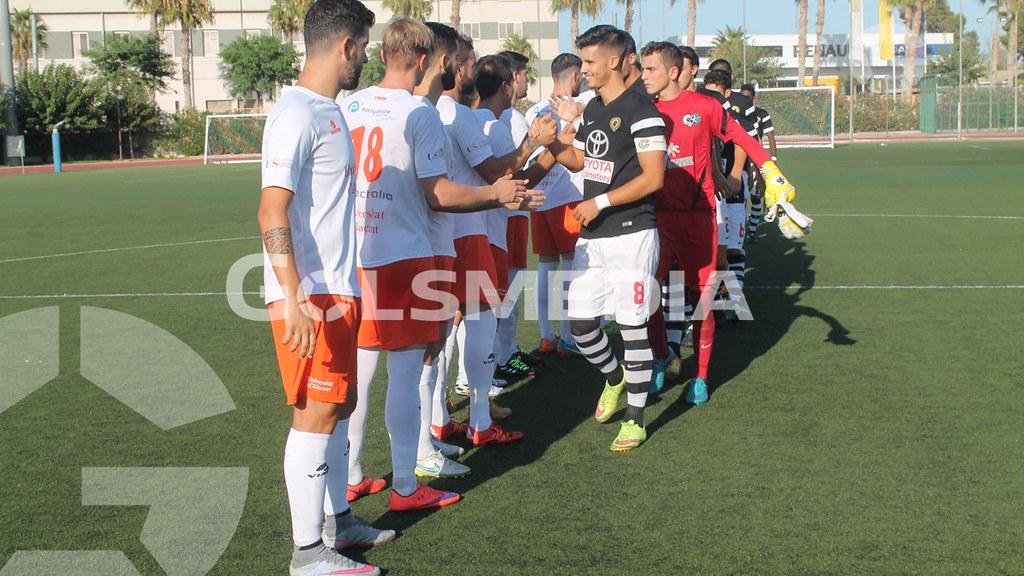 Universidad-Hércules B (0-1) Fotos J. A. Soler