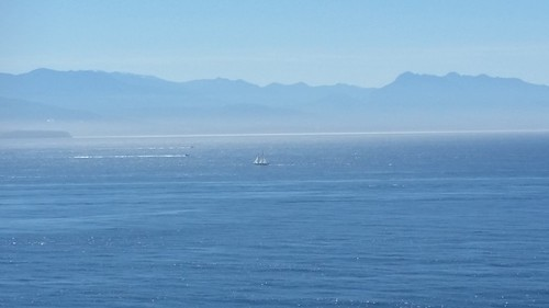 Fort Ebey Sailboat