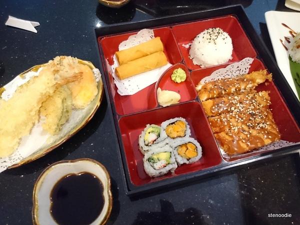Pork Katsu Bento Box