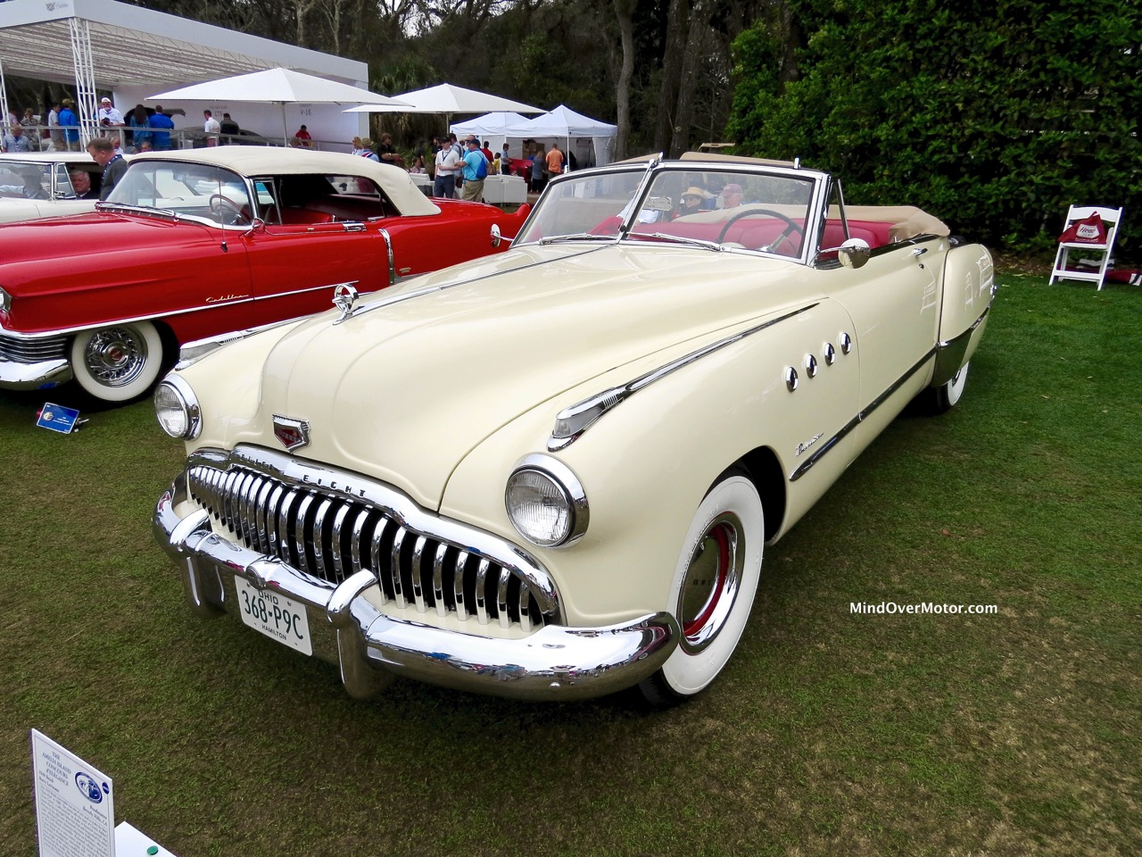1949 buick roadmaster at the 2016 amelia island concours. Black Bedroom Furniture Sets. Home Design Ideas