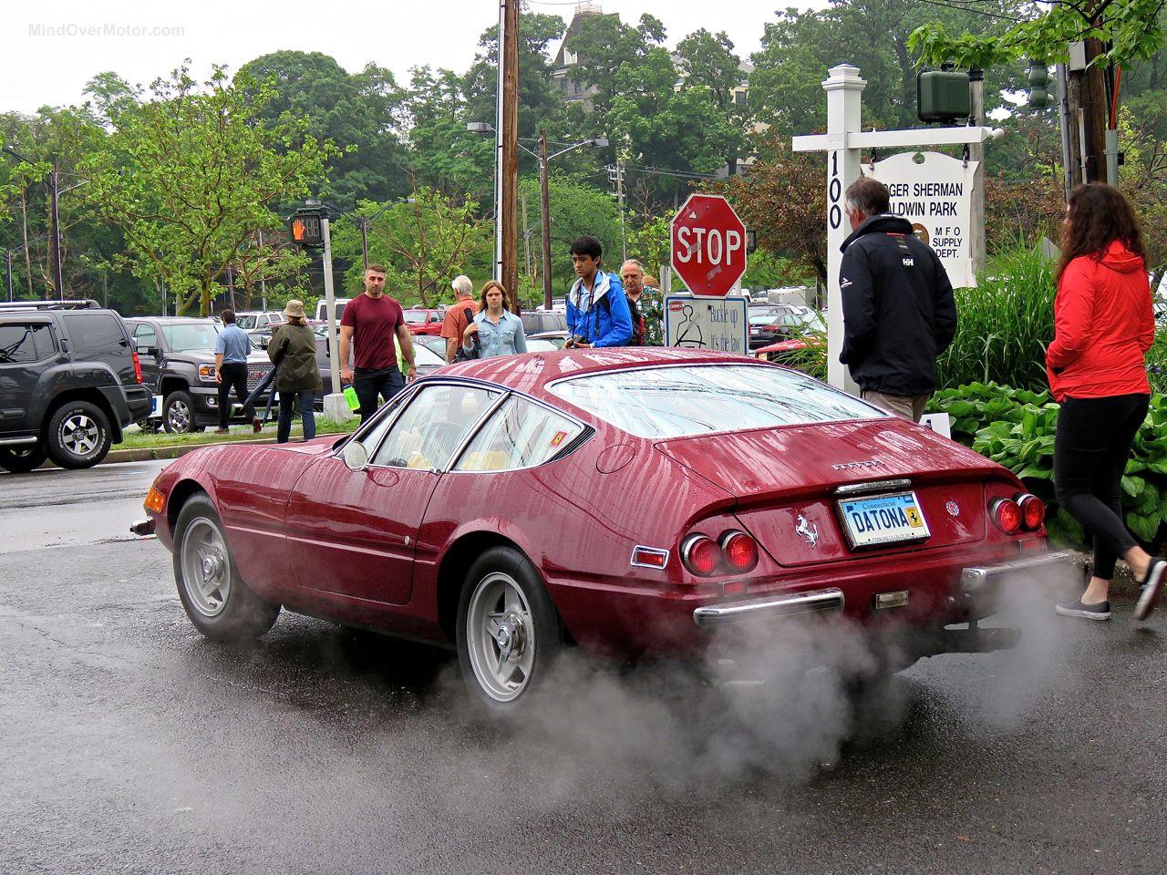 Ferrari 365 GTB4 Daytona Greenwich CT