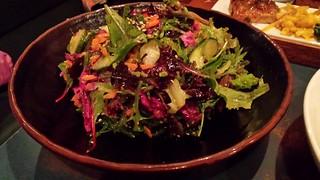 Seaweed Salad from Yong Green