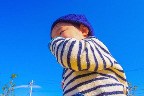 冬 日焼け止め 赤ちゃん