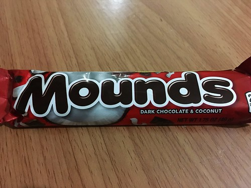 Coconut chocolate  Mounds