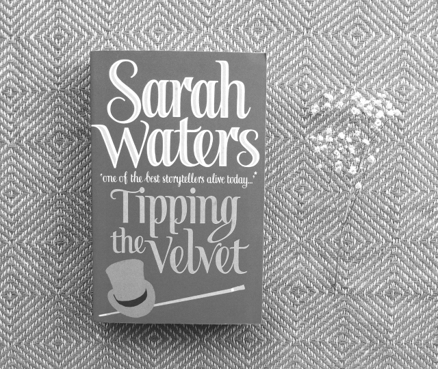 tipping the velvet sarah waters book blog vivatramp uk