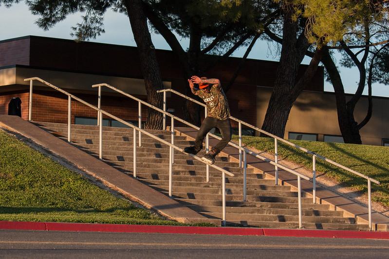 Dustin Dixon / Sweatstance / Elk Grove