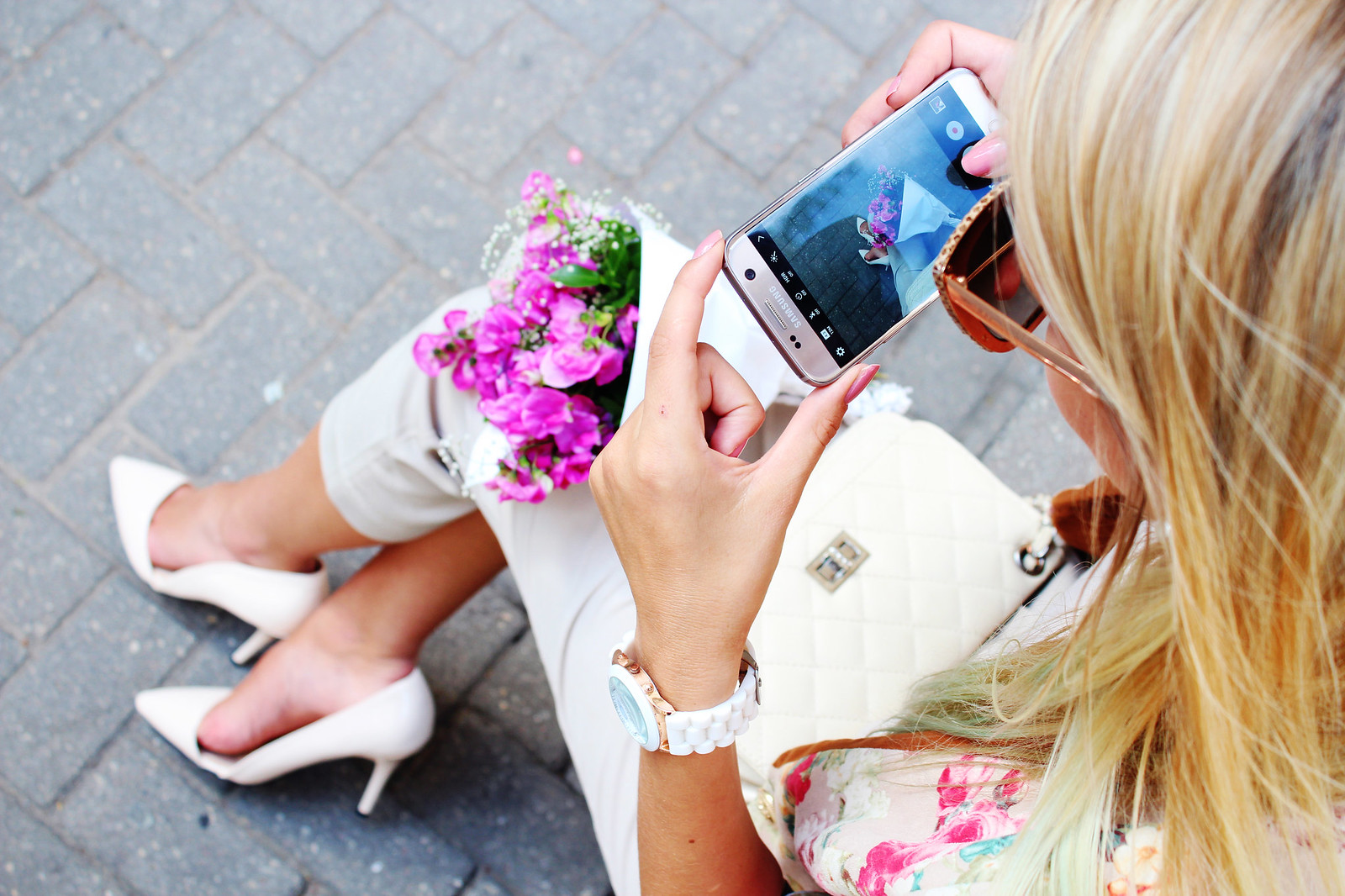 How to take the perfect fashion Instagram picture