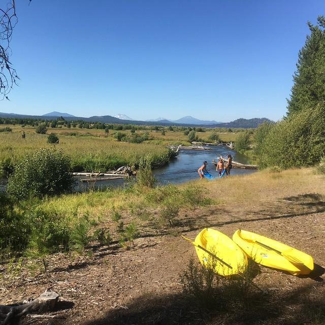 Davis lake trip