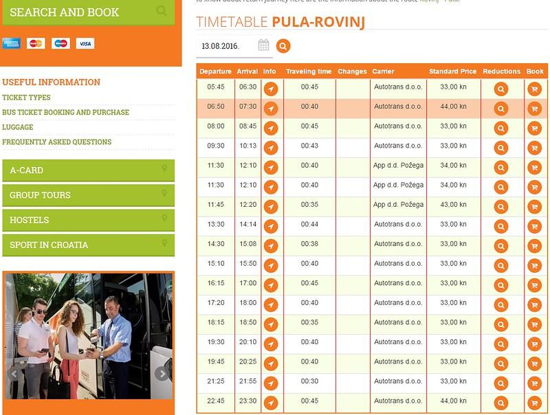 羅維尼Rovinj-Croatia-travel-克羅埃西亞-17度C隨拍 -Rovinj羅維尼-Pula普拉往返公車