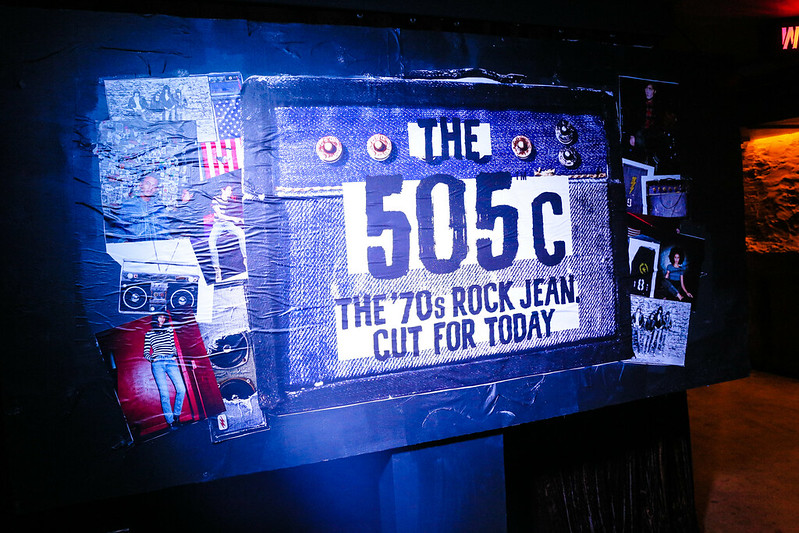 Levi's® 505C Launch: with Performance by Debbie Harry