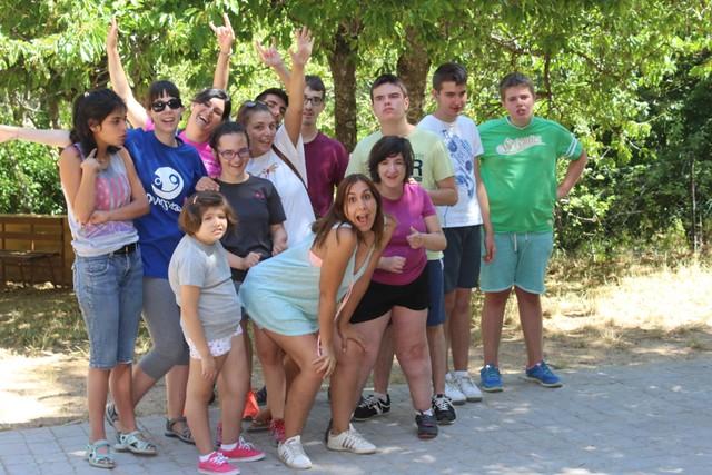 Campamento San Pablo de los Montes (14 al 17 de julio de 2016)