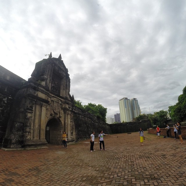 Intramuros, Manila. July 2016.