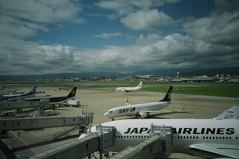 Fukuoka Airport / FUK
