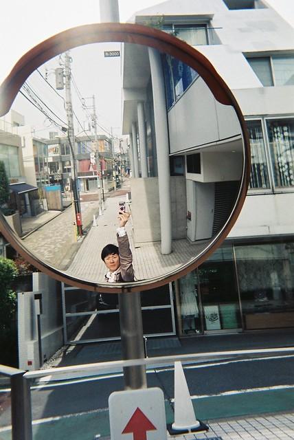 curvemirror selfie