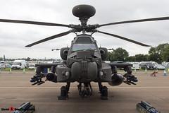 ZJ226 - DU060 WAH060 - Army Air Corps - Westland WAH-64D Longbow Apache AH.1 AH-64D - Fairford - RIAT 2016 - Steven Gray - IMG_9292